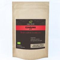 Guarana v prahu iz ekološke predelave