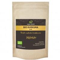 Kurkuma v prahu (Curcuma) iz ekološke pridelave