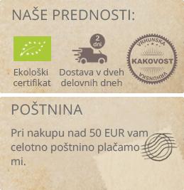 Garancije in poštnina