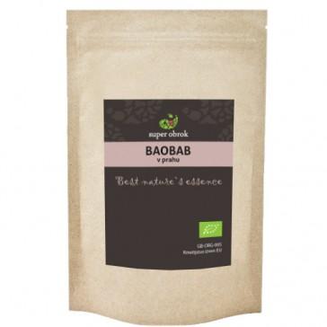 Baobab v prahu BIO 125g