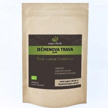 Ječmenova trava prah iz ekološke pridelave 250g