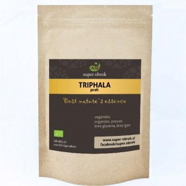 Triphala (Tripala, Trifala) prah iz ekološke pridelave