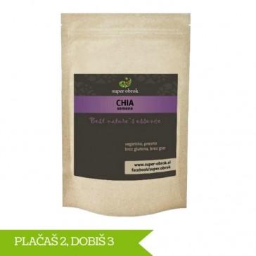 Paket Chia semena 3 za 2
