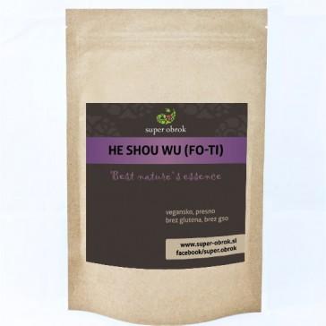 He Shou Wu, Fo-Ti prah pripravljen