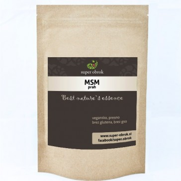 MSM v prahu (methyl sulphonyl methane) 200g