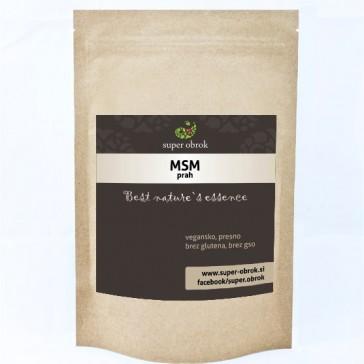 MSM v prahu (methyl sulphonyl methane) 200g