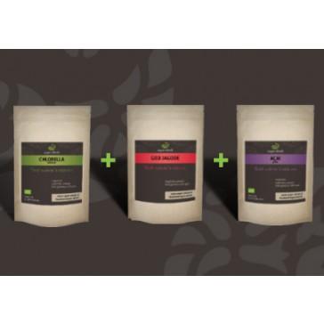 Paket ANTI-OXX  - BIO Acai, Goji jagode, BIO Chlorella tablete