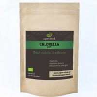 Chlorella (Klorela) v prahu