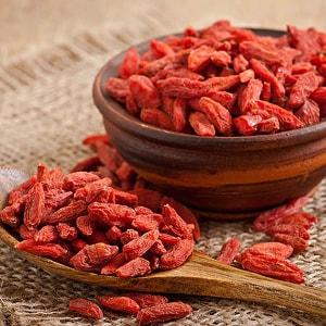 10 razlogov zakaj uživati goji jagode