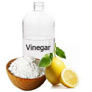 Čiščenje kuhinje na zdrav način - jabolčni kis, soda in limona