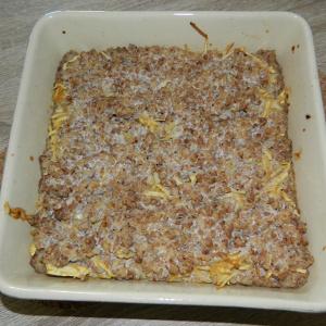 Ajdova kaša iz pečice