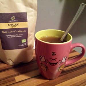 Čaj z Amlo v prahu