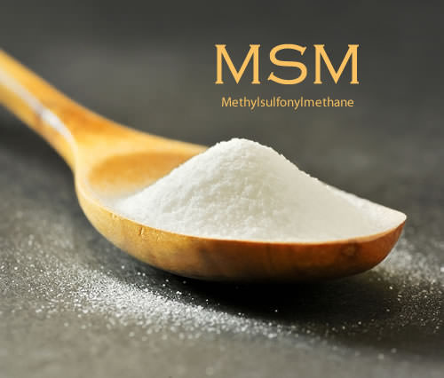 MSM mineral lepote